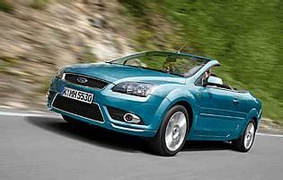 Car Reviews: Ford Focus Coupe Cabriolet 3 2.0 Duratorq