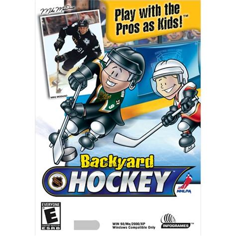 backyard hockey pc backyard hockey pc ign