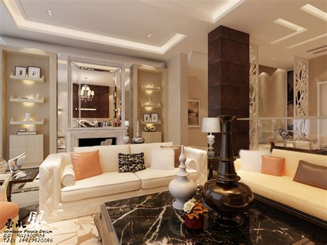 decorating a large living room wall stylish living room wall shelves with cream sofa and black