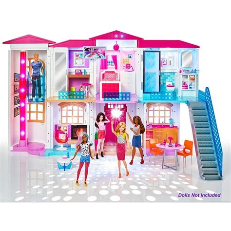 barbie dream house dolls house playset 25 best ideas about dreamhouse barbie on pinterest barbie dream house barbie dream
