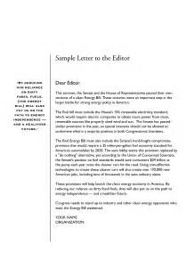 format of a letter to the editor best template collection