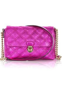 Marc Leigh Handbag by Couture Carrie Magenta Magic
