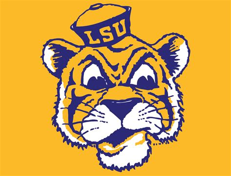 lsu school colors lsu logo lsu symbol meaning history and evolution