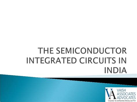 semiconductor integrated circuits layout design act 2000 law of integrated circuits and layout dseign in india
