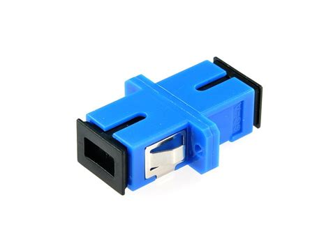 Adapter Sc Upc opton adapter sc upc sm simplex
