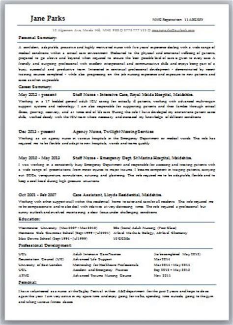 free targeted cv template zone jobfox uk