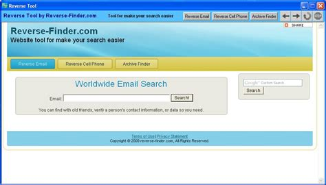 Lookup By Email Email Lookup Tool Buddiessoftware