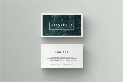 50 fashion business card templates creative template