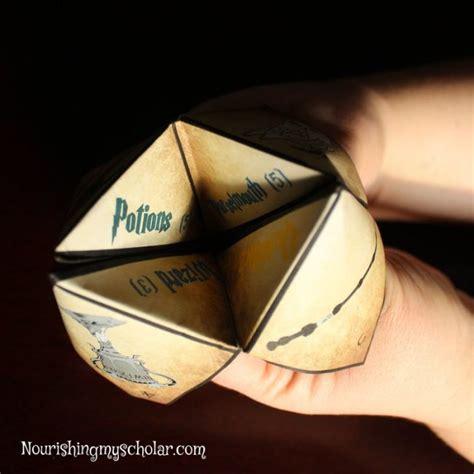 Harry Potter Origami Sorting Hat Michaelieclark