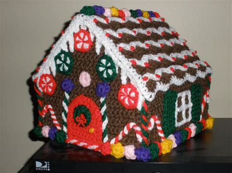 free crochet pattern gingerbread house 180 best images about crochet christmas gingerbread on