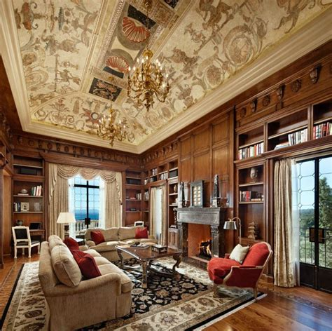 library decor 20 brilliant and inspiring home libraries dk decor