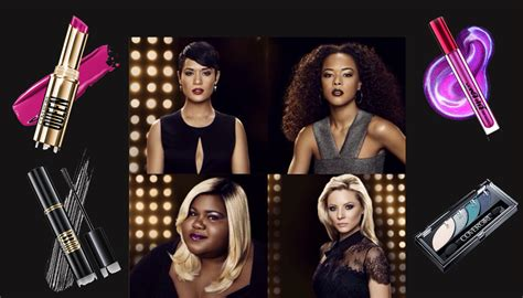 empire the television show hair and makeup makeup tv show style guru fashion glitz glamour