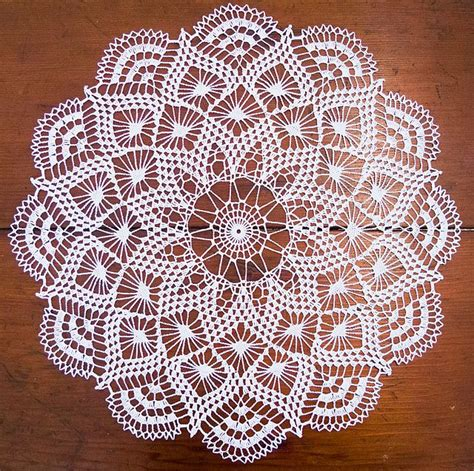 Filet Crochet Patterns For Home Decor why crochet doilies shouldn t miss in your dining room