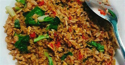 resep nasi goreng kencur khas sunda enak  sederhana