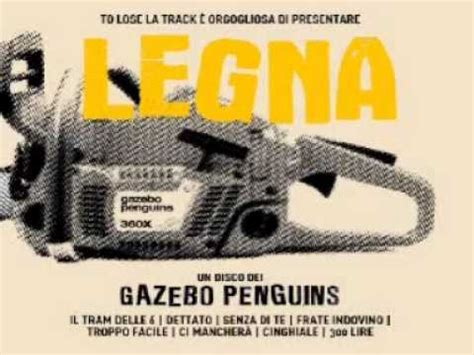 senza di te gazebo penguins senza di te gazebo penguins