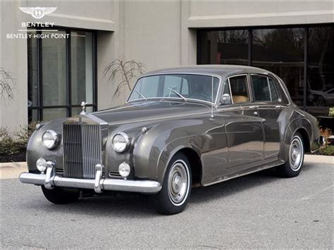 1960 rolls royce silver cloud ii for sale gc 15813 gocars