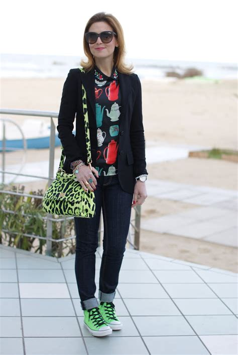 Blouse G Ci standout blouse and a small miss sicily bag fashion and