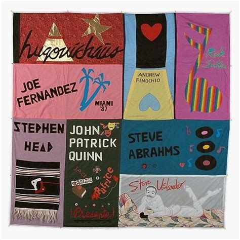 Names Project Aids Memorial Quilt by Names Project Aids Quilt Wrap Yourself Up In The Of