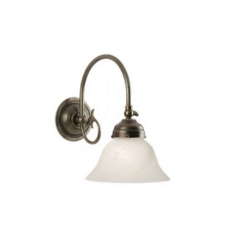 Light Headed Period by Fashioned Antique Reproduction Style Wall Light