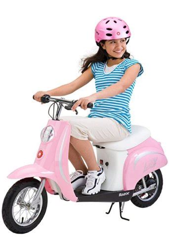 razor electric scooter for 10 year old girls birthday gifts for 11 year old girls