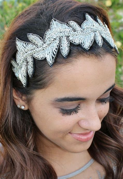 bellany hair clips 1000 images about pink pewter headbands jewelry