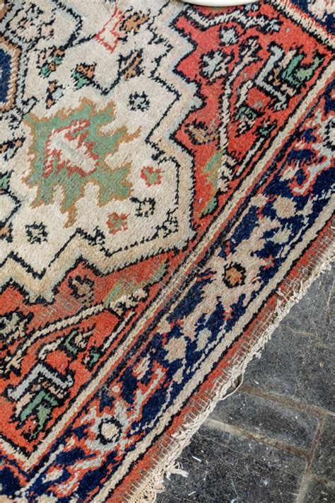 Thrift Rugs by Thrift Store Score 20 Rug Green Diy