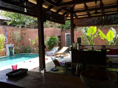 Pool Picture Of Alanta Villa Ko Lanta Tripadvisor View From Room Picture Of Alanta Villa Ko Lanta
