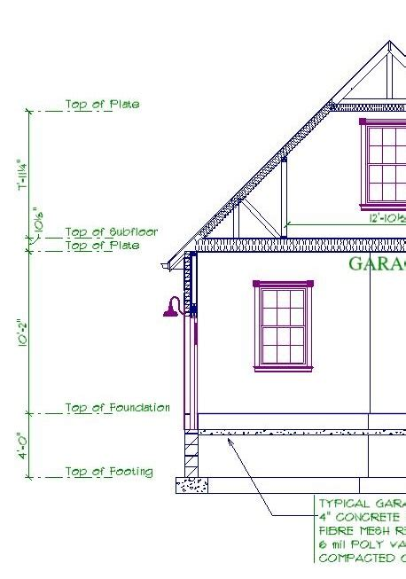 How To Draw Floor Plan In Autocad Softplan 2016 New Features Elevations And Cross Sections