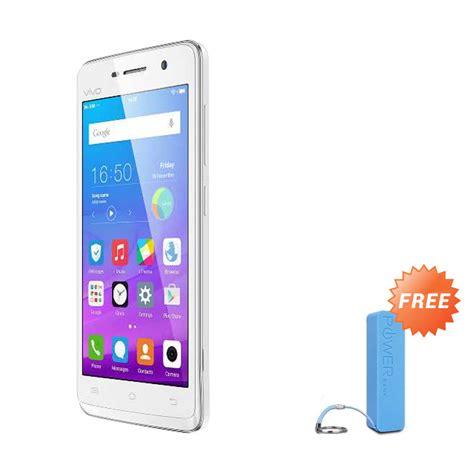 Power Bank Vivo jual vivo y21 smartphone white free powerbank 2600 mah