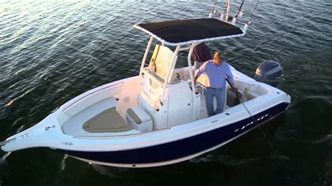 21 foot center console fishing boat by stiper boats youtube - Center Console Boats Under 20 Feet