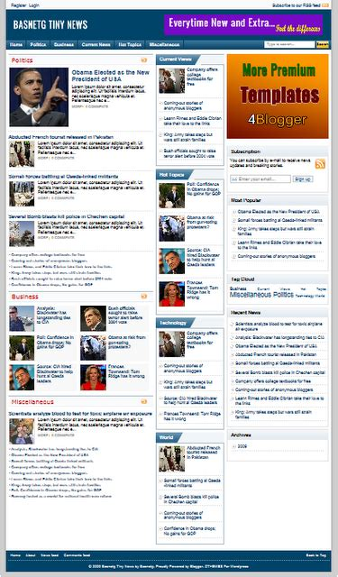 blogger news vbw news