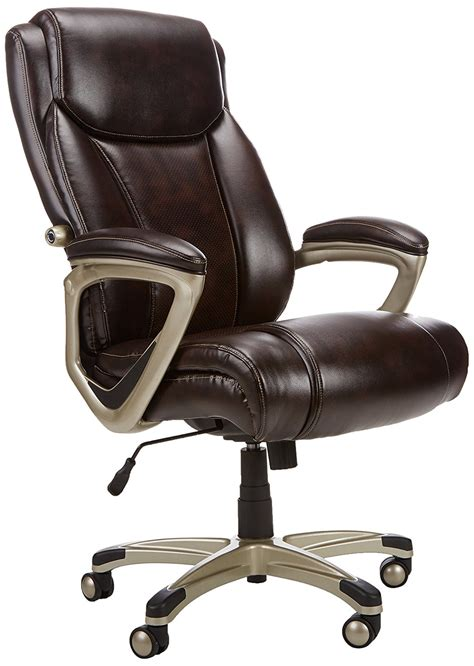 common office chair adjustments amazonbasics big executive chair home furniture