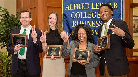 Http Www Udel Edu Udaily 2017 March Lerner Mba Student Conference by 2017 Competition Udaily
