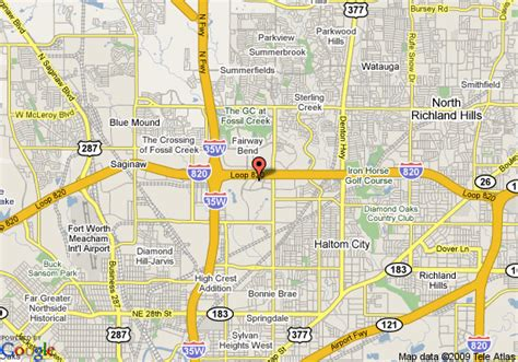 Comfort Suites Fort Worth Tx by Map Of Comfort Suites Fort Worth Fort Worth