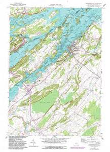 topo map of alexandria bay topographic map ny usgs topo 44075c8