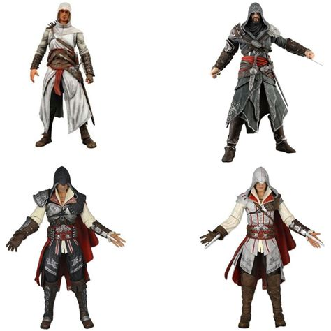china doll assassins aliexpress buy neca 7 quot assassins creed altair ezio