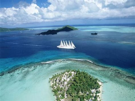 yacht boat heal les dix plus beaux paysages aquatiques au monde nature