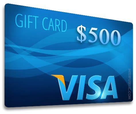 Where To Get Visa Gift Card - interfuse llc 500 visa gift card sweepstakes giveaway india contest