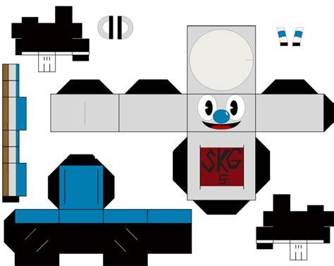 How To Do Papercraft - superkamiguru5 keith hamilton deviantart