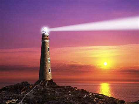 Lighthouse Free Images At Clker Com Vector Clip Art Online Royalty Free Public Domain