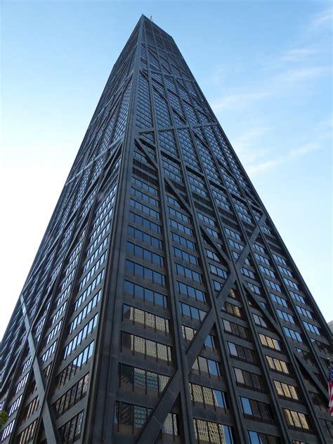 hancock center skyscraper in chicago thousand wonders