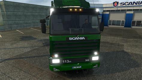 ets 2 mods game modding scania 143m 420 ets2 mods euro truck simulator 2 mods