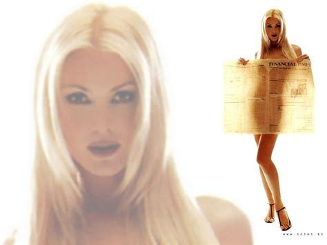 By Caprice by Caprice Bourret Resim Caprice Bourret Poster Caprice