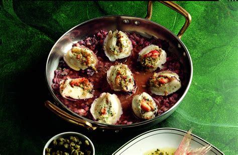cucinare seppie ripiene 3 ricetta seppie ripiene al granchio la cucina italiana