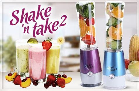 Murah Shake And Take 3 2 Tabung Blender Juicer shake n take 2 tabung blender praktis harga ekonomis