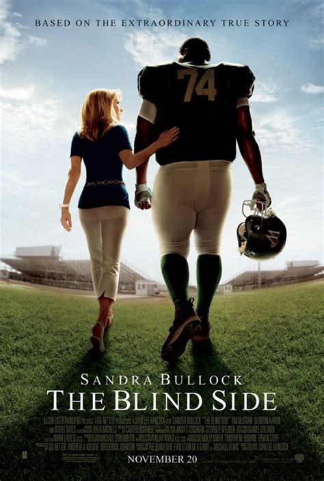 Of The Blind Side a choice the blind side 2009