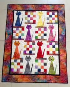 Quilting Cats by Best 25 Cat Quilt Patterns Ideas On