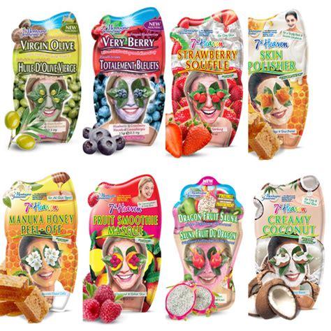Masker Clay Pack montagne jeunesse 7th heaven masks packs
