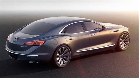 buick avenir buick looks to the future metro weekly