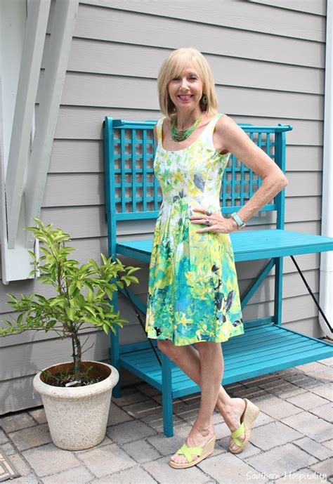 sundress for theover 50 fashion over 50 summer dresses southern hospitality